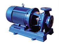 ISZ、ISZR系列单级单吸直联泵
